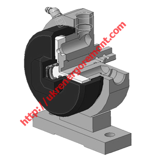 CHAO Ukrenergoremont crane 3-way spool